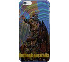 outback australia iPhone Case/Skin