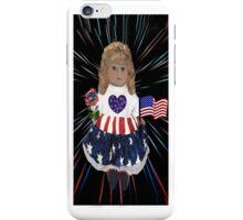 ☀ ツ DOLL FOURTH OF JULY IPHONE CASE☀ ツ iPhone Case/Skin
