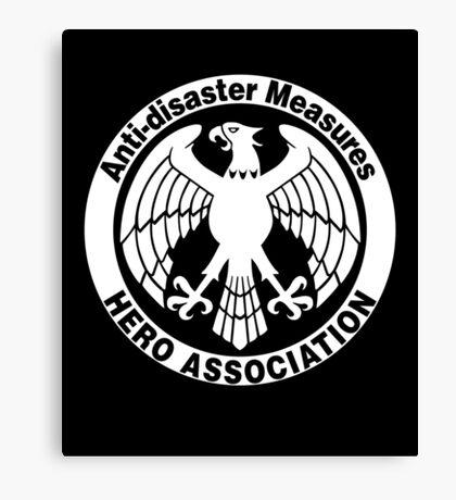 Hero Association Canvas Print