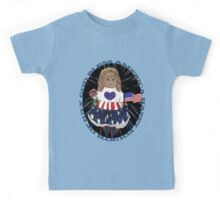 ✿♥‿♥✿FOURTH OF JULY CUTE KIDS TEE SHIRT✿♥‿♥✿ Kids Tee