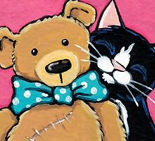 I Love My Teddy by Lisa Marie Robinson