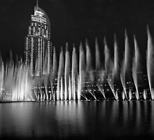 Fountains by Dan Edwards