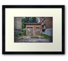 Samnica Karaburma Framed Print