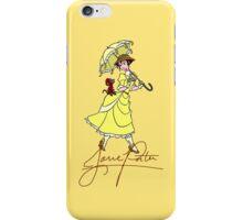 Jane Porter iPhone Case/Skin