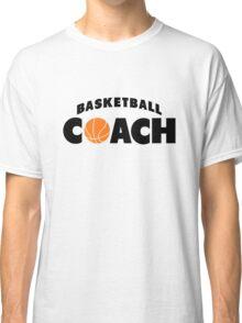 basketball coach Classic T-Shirt