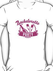 Bachelorette party T-Shirt