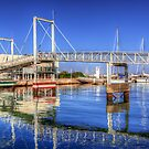 Lagos Lifting Bridge by manateevoyager