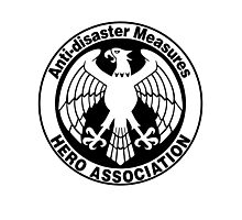 Hero Association Logo Photographic Print