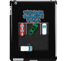 Parking, Khaleeji Style iPad Case/Skin