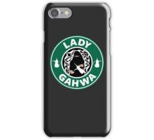 Lady Gahwa iPhone Case/Skin