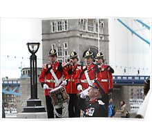 The Royal Anglian Regiment Band  Poster