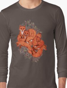 Fox Tangle Long Sleeve T-Shirt