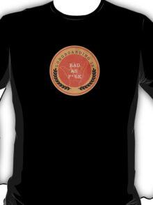Longboarding Is Rad As F*%K T-Shirt