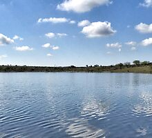 Colliford Lake by CHINOIMAGES