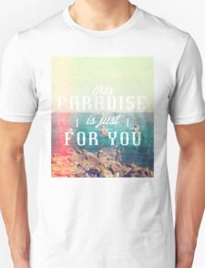 this Paradise (Scratched) T-Shirt