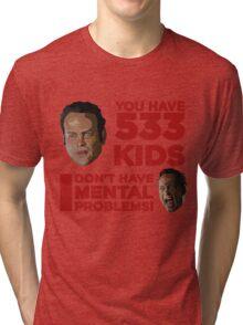 Delivery Man 2013 Tri-blend T-Shirt