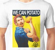 WE CAN POTATO! #potatowinner Unisex T-Shirt