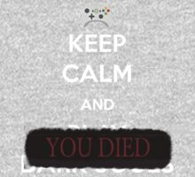 You Died - white by Cimoe
