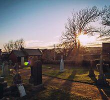 St. Andrews Cemetery by Yu-Jie Yu
