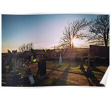 St. Andrews Cemetery Poster