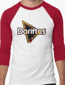 Doriftos Men's Baseball ¾ T-Shirt