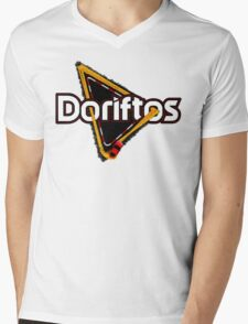 Doriftos Mens V-Neck T-Shirt