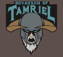 Dovahkiin of Tamriel by kingUgo