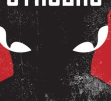 Refuse Tyranny, Obey Cthulhu - Version 2.0 Sticker