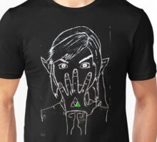 Link and the power of Courage Unisex T-Shirt