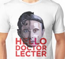 Doctor Lecter  Unisex T-Shirt