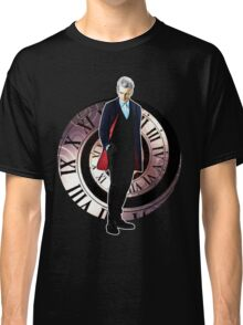 The 12th Doctor - Peter Capaldi Classic T-Shirt