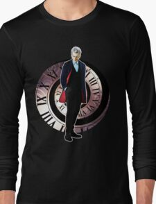 The 12th Doctor - Peter Capaldi Long Sleeve T-Shirt