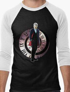 The 12th Doctor - Peter Capaldi Men's Baseball ¾ T-Shirt