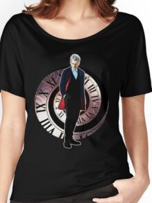 The 12th Doctor - Peter Capaldi Women's Relaxed Fit T-Shirt