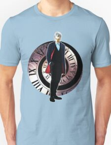 The 12th Doctor - Peter Capaldi Unisex T-Shirt