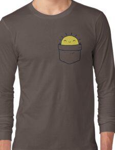 My Pocket Sun Long Sleeve T-Shirt
