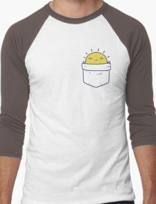 My Pocket Sun Men's Baseball ¾ T-Shirt