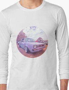 Mk1 Golf Dreams Colour Long Sleeve T-Shirt