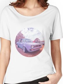 Mk1 Golf Dreams Colour Women's Relaxed Fit T-Shirt
