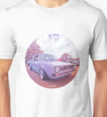 Mk1 Golf Dreams Colour Unisex T-Shirt