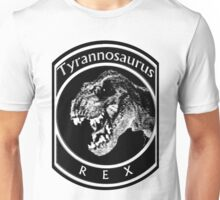 Tyrannosaurus Rex Emblem Unisex T-Shirt