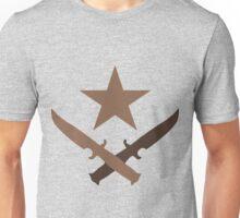 terrorist logo  Unisex T-Shirt