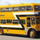 Leyland Double Decker bus. Used throughout U.K. c. 1950 - 1960 by Poverty