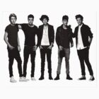 One Direction by CSShirts