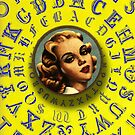 Alphabet-girl 2 by RichardSmith