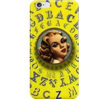 Alphabet-girl 2 iPhone Case/Skin