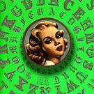 Alphabet-girl 3 by RichardSmith