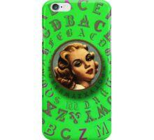 Alphabet-girl 3 iPhone Case/Skin