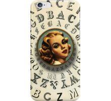 Alphabet-girl 5 iPhone Case/Skin
