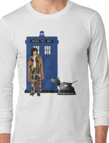 The Doctor and K-9 Long Sleeve T-Shirt